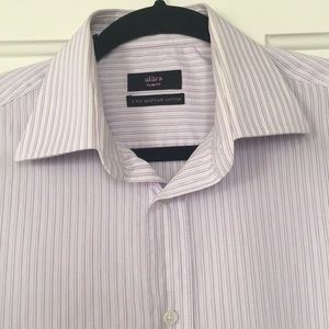 Alara Slim Fit Shirt in Egyptian Cotton